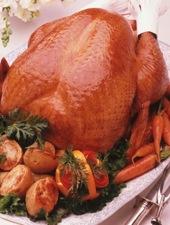 Курица, запеченная в рукаве